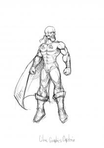 Libre Graphics Captain - base