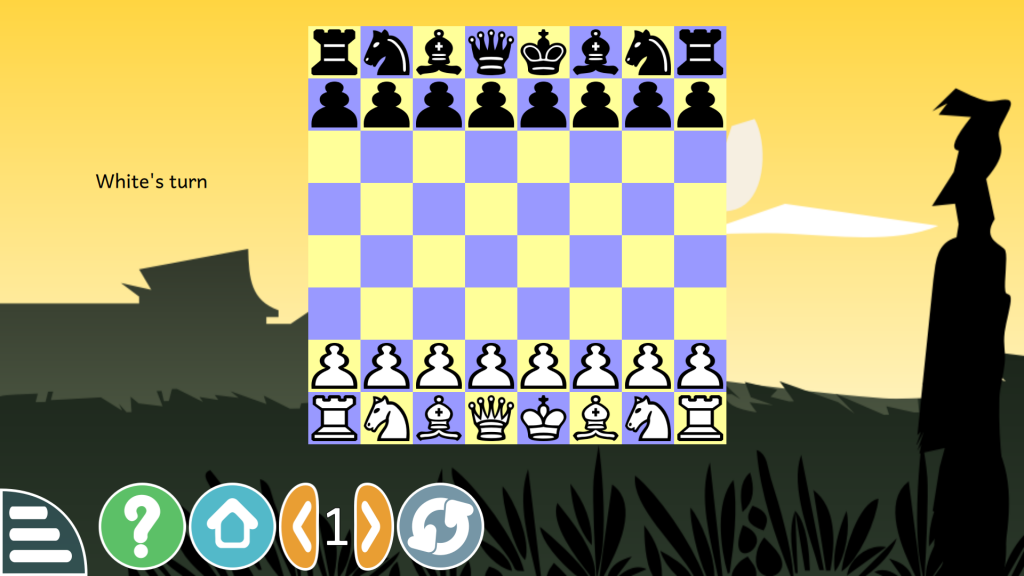 gcompris-chess-01-before