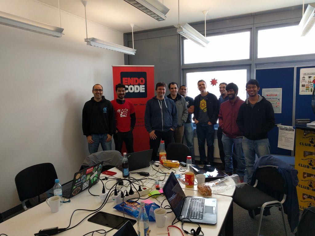 KDE edu Sprint 2017