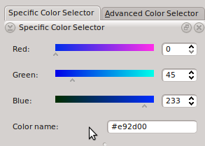 Hexadecimal Color